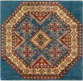 5' 10 x 6' Kazak Square Rug thumbnail