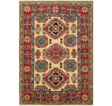 Image of 6' 9 x 9' 5 Kazak Rug