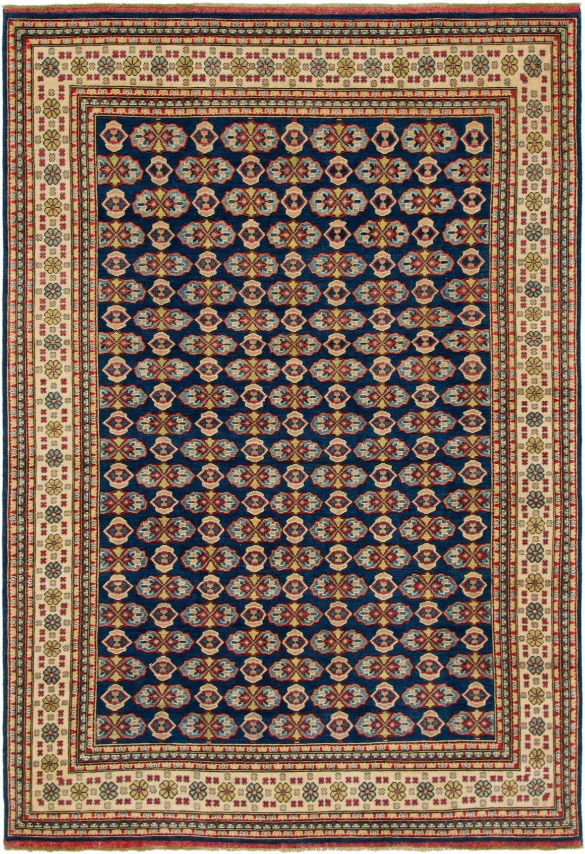 6' 8 x 9' 9 Kazak Rug main image