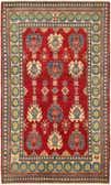 5' 2 x 8' 6 Kazak Rug thumbnail