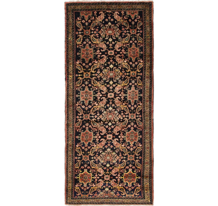 132cm x 318cm Malayer Persian Runner ...