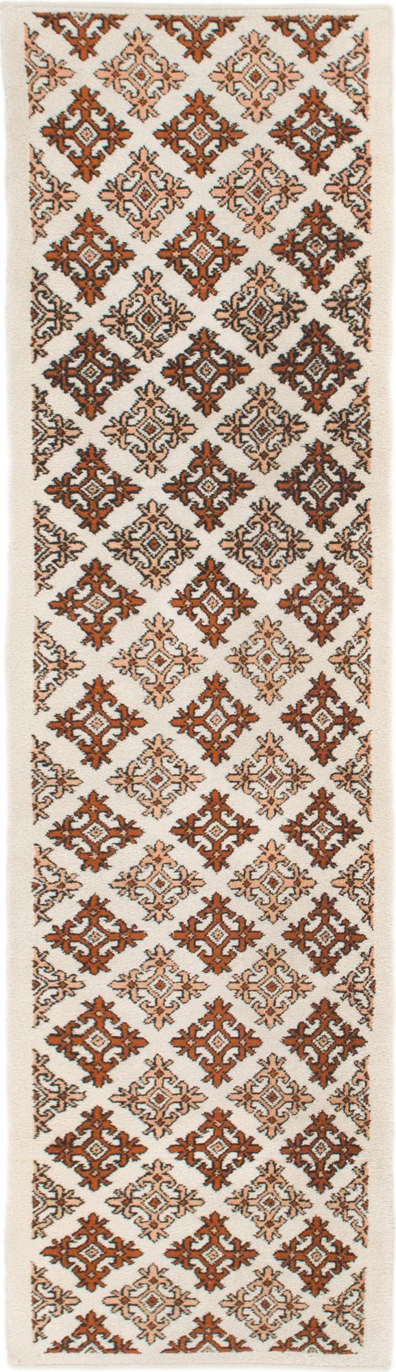 2' 8 x 9' 9 Moroccan Oriental Runner Rug main image