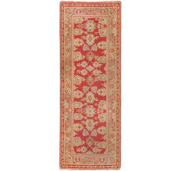 Image of 2' 6 x 6' 9 Classic Agra Oriental R...