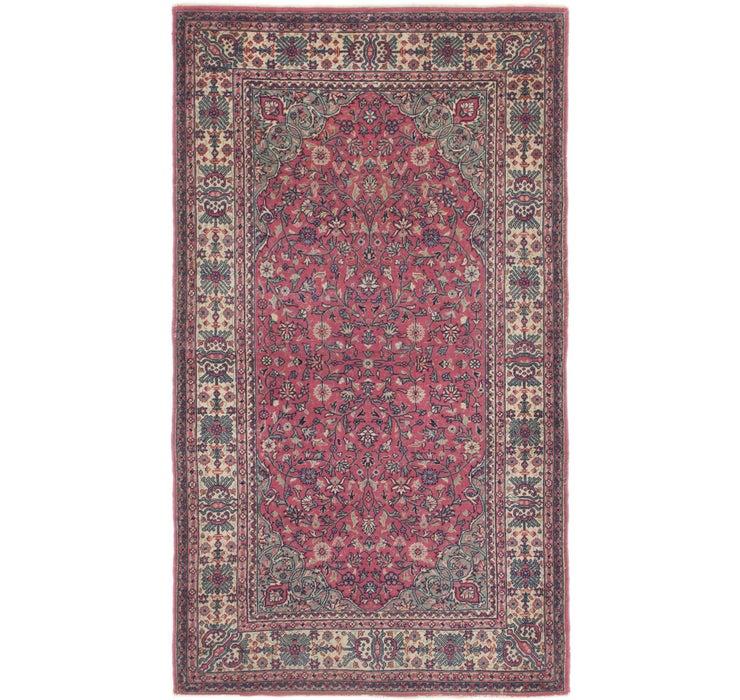 102cm x 183cm Kashmir Oriental Rug