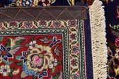 4' 4 x 5' 8 Qom Persian Rug thumbnail