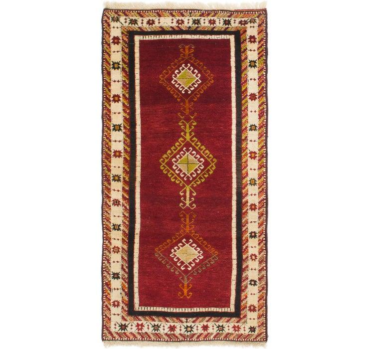 100cm x 193cm Kars Oriental Rug