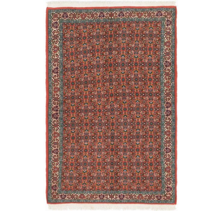 3' 7 x 5' 10 Bidjar Persian Rug