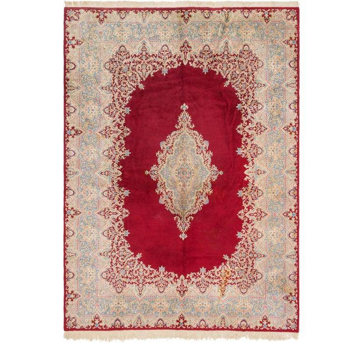 310cm x 435cm Kerman Persian Rug