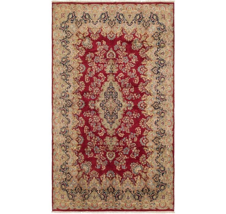 10' x 17' 6 Kerman Persian Rug