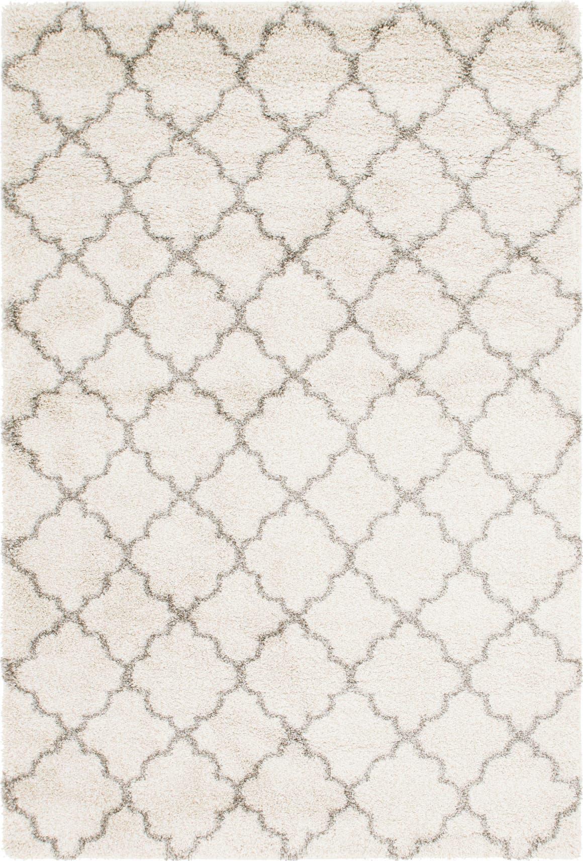 6' 2 x 9' Textured Shag Rug main image