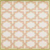 7' x 7' Trellis Square Rug thumbnail