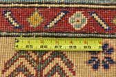 6' x 6' 2 Kazak Octagon Rug thumbnail