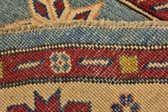 6' 4 x 6' 5 Kazak Octagon Rug thumbnail