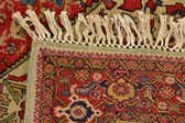 4' 5 x 6' 4 Ghoochan Persian Rug thumbnail
