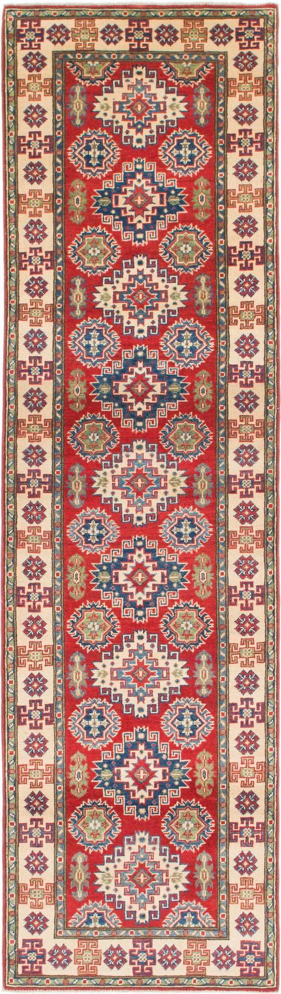 2' 9 x 9' 10 Kazak Runner Rug main image