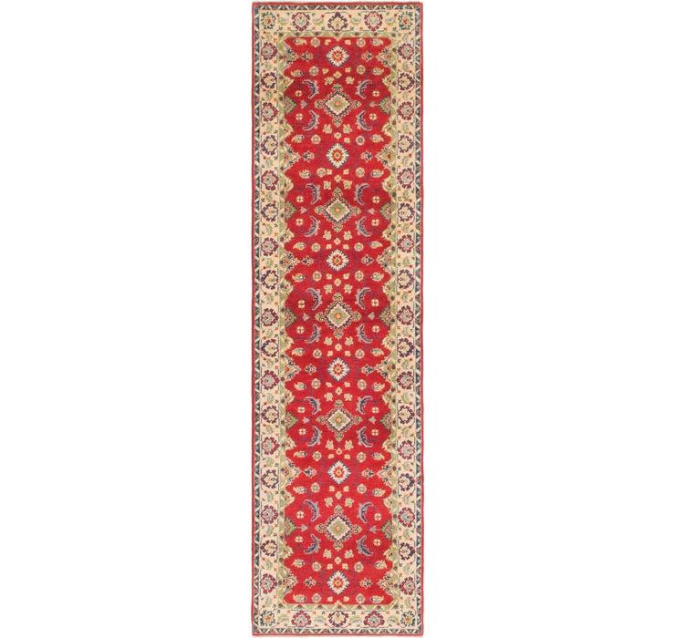 2' 8 x 9' 10 Kazak Runner Rug