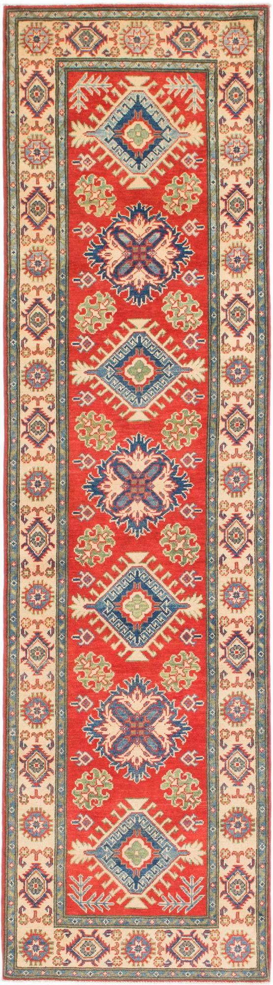 2' 8 x 10' Kazak Runner Rug main image