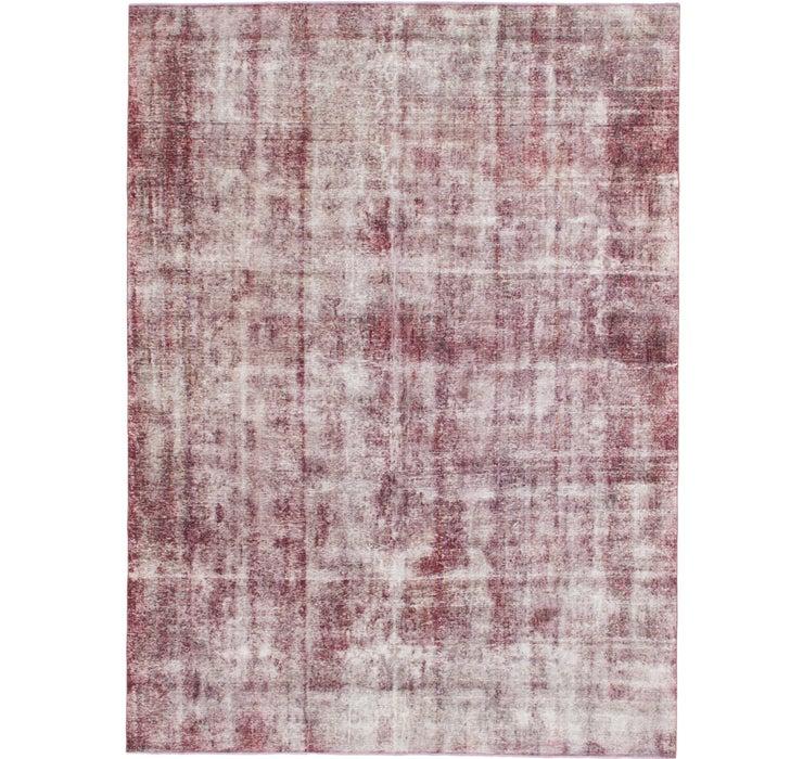 9' 3 x 12' 6 Ultra Vintage Persian Rug