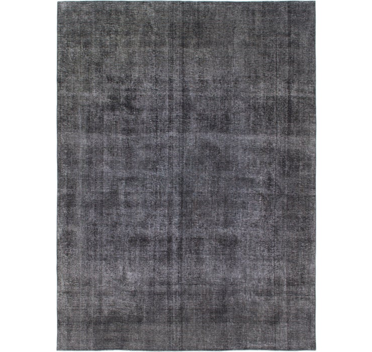 9' 2 x 12' 2 Ultra Vintage Persian Rug