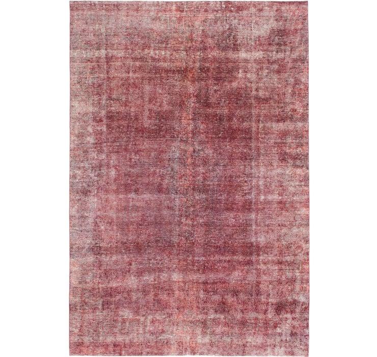 8' 8 x 12' 10 Ultra Vintage Persian Rug