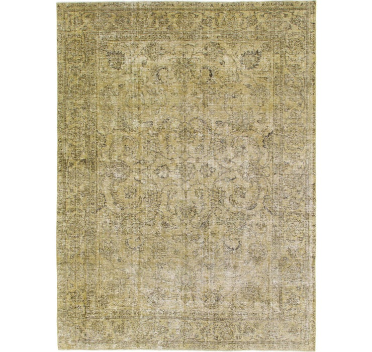 8' x 10' 6 Ultra Vintage Persian Rug