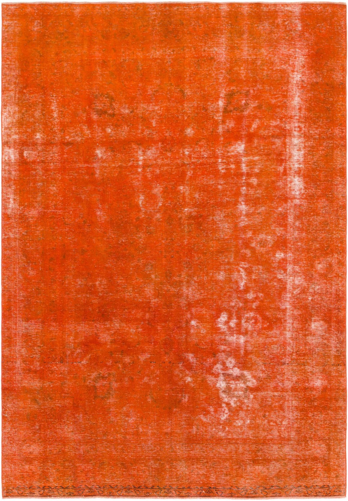 Orange  6' 8 x 9' 5 Ultra Vintage Persian