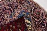9' 8 x 13' 2 Kashan Persian Rug thumbnail