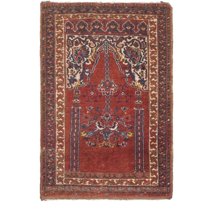 80cm x 115cm Lahour Oriental Rug