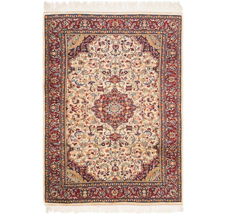 135cm x 195cm Jaipur Agra Oriental Rug
