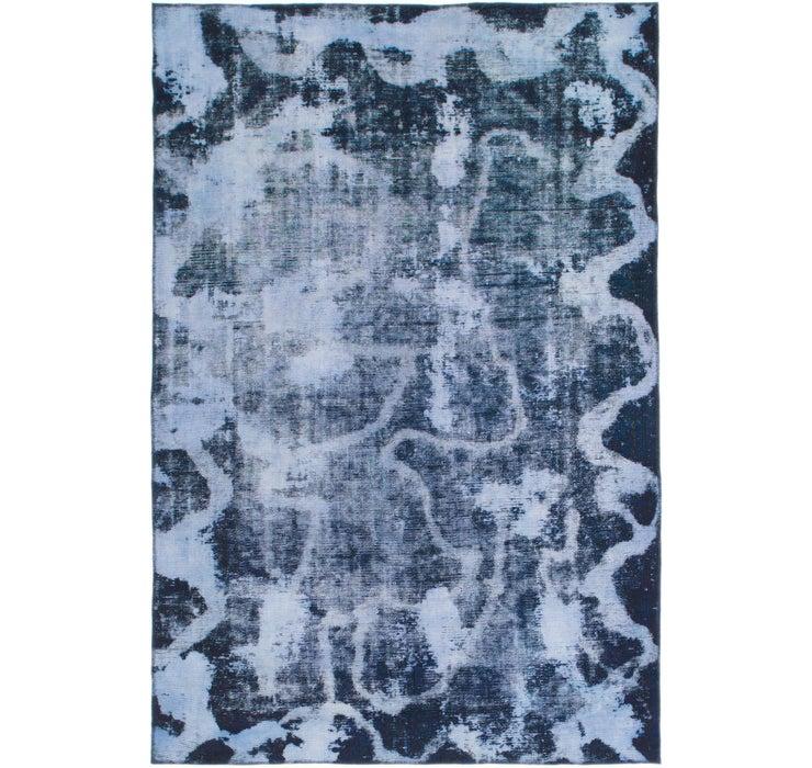 6' 3 x 9' 2 Ultra Vintage Persian Rug