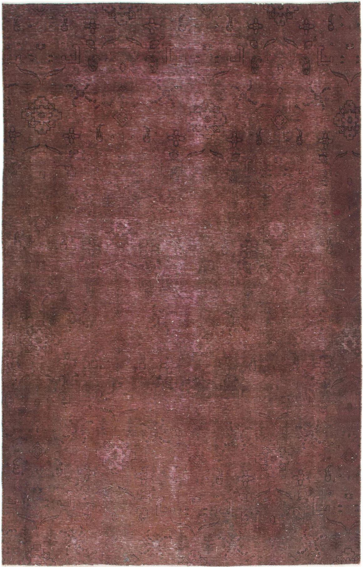 6' 5 x 10' 2 Ultra Vintage Persian Rug main image