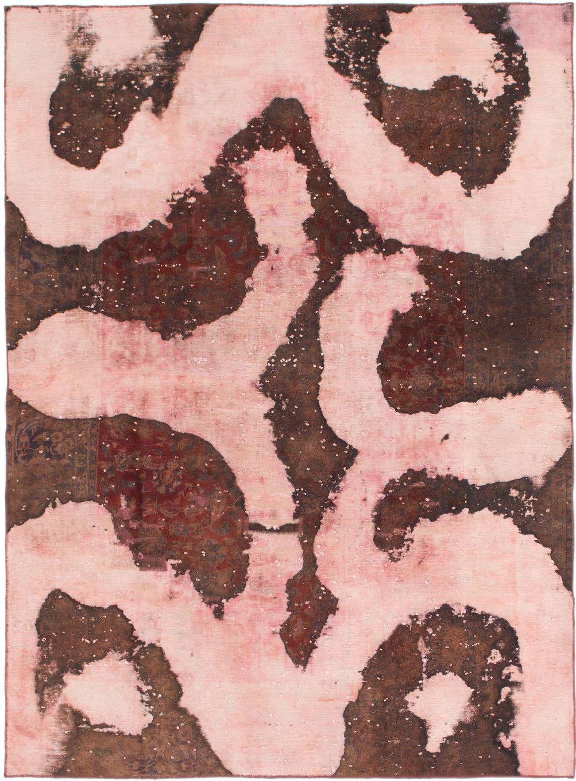 7' 7 x 10' 4 Ultra Vintage Persian Rug main image