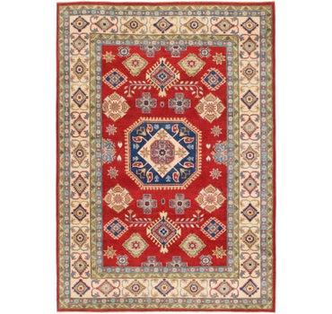 6' 5 x 9' 5 Kazak Rug main image