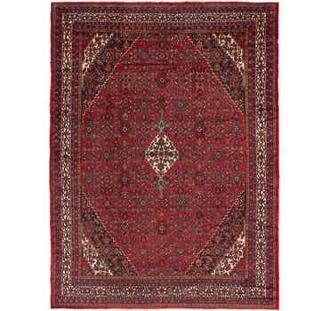 Image of 10' 4 x 13' 10 Joshaghan Persian Rug