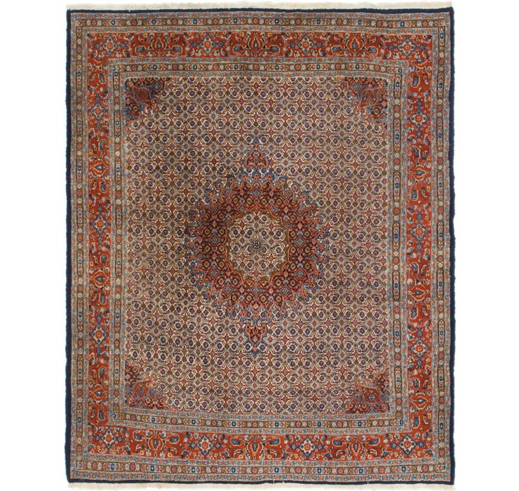 6' 6 x 8' Mood Persian Rug