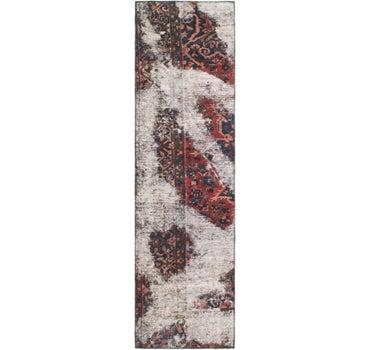 3' x 10' 10 Ultra Vintage Persian Runner Rug main image