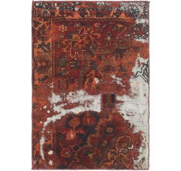 3' 2 x 4' 9 Ultra Vintage Persian Rug main image