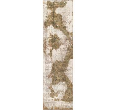 2' 9 x 10' Ultra Vintage Persian Runner Rug main image
