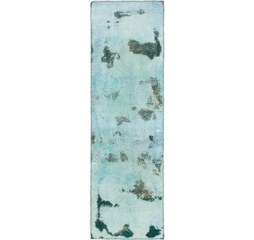 2' 9 x 9' Ultra Vintage Persian Runner Rug main image