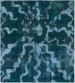 8' 10 x 9' 9 Ultra Vintage Persian Square Rug thumbnail