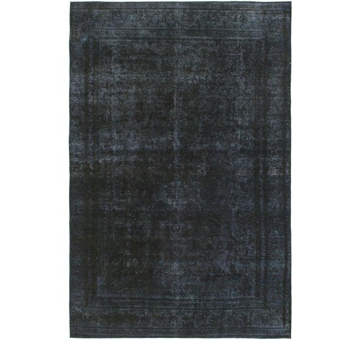 8' x 12' 6 Ultra Vintage Persian Rug