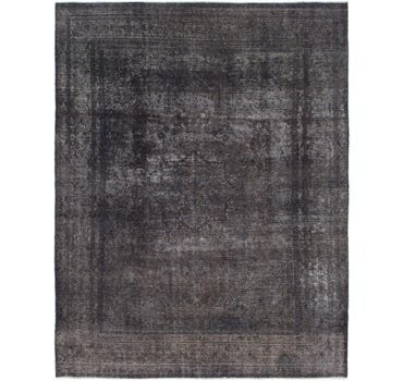 9' 3 x 12' 5 Ultra Vintage Persian Rug main image