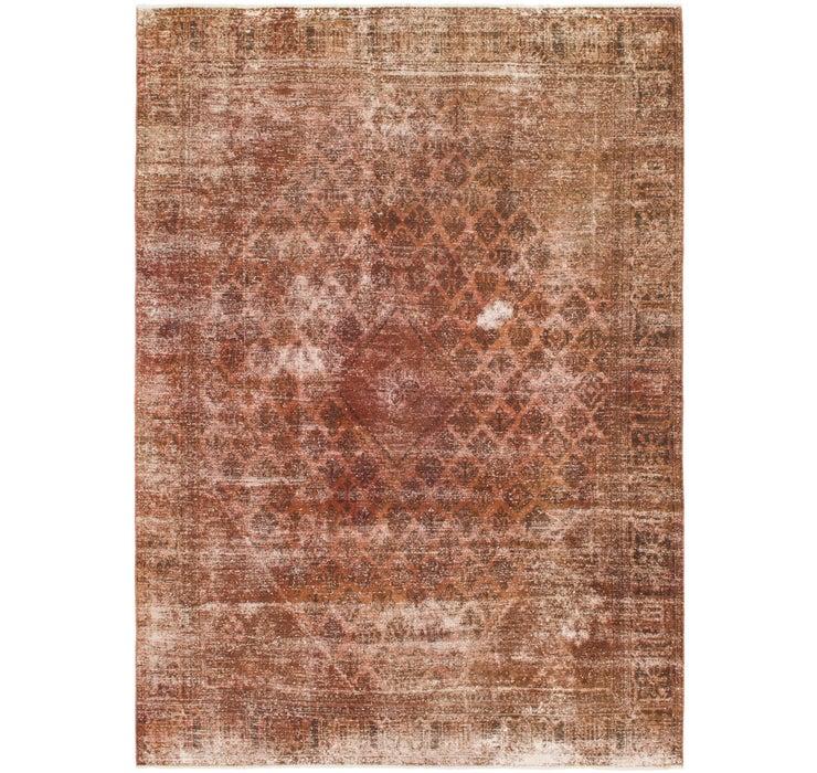 257cm x 365cm Ultra Vintage Persian Rug