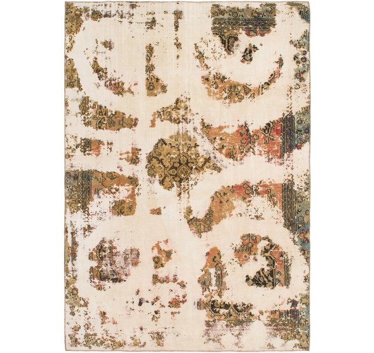 7' 5 x 10' 7 Ultra Vintage Persian Rug