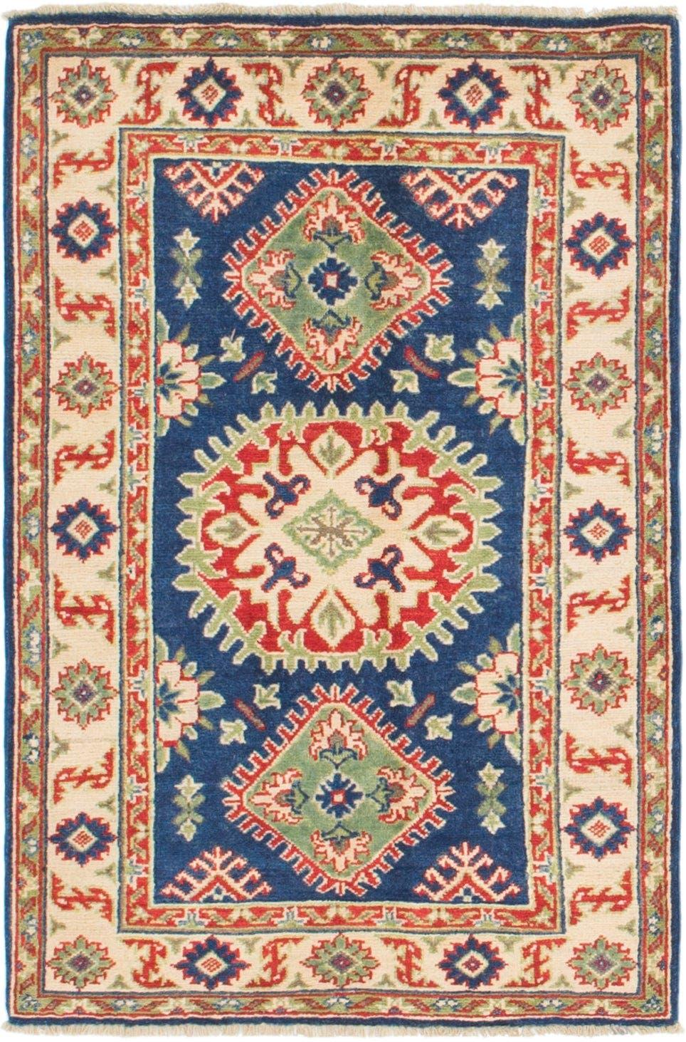 2' 9 x 4' 3 Kazak Rug main image