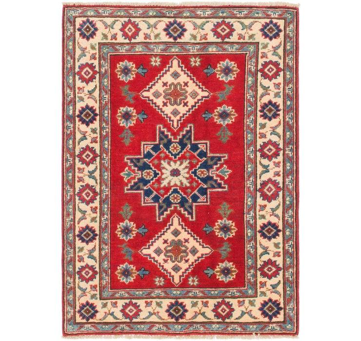 2' 10 x 4' Kazak Rug