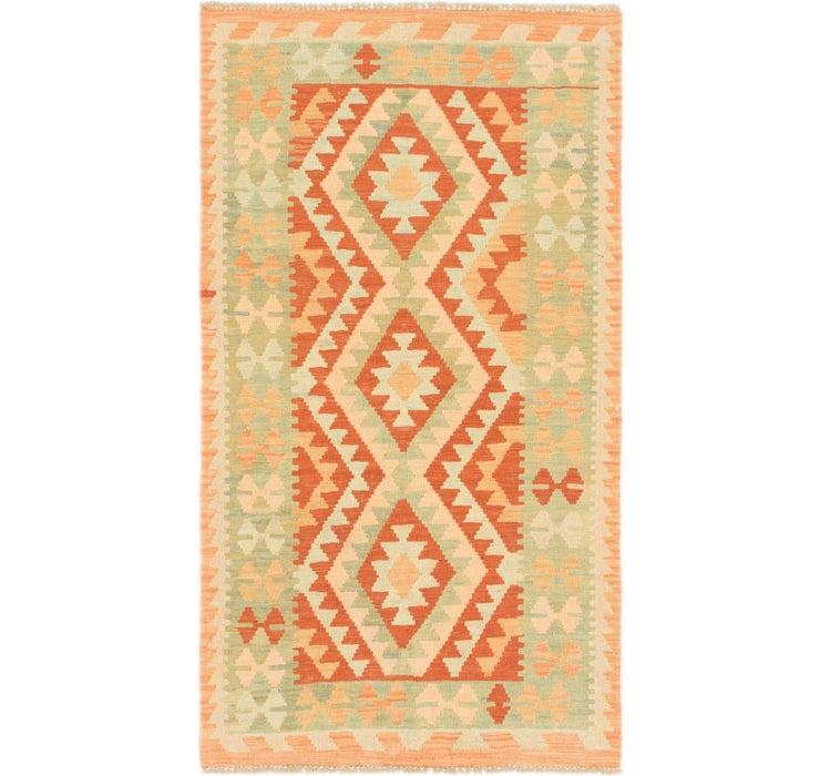Image of 75cm x 137cm Kilim Waziri Rug