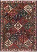 7' 3 x 10' Bakhtiar Persian Rug thumbnail