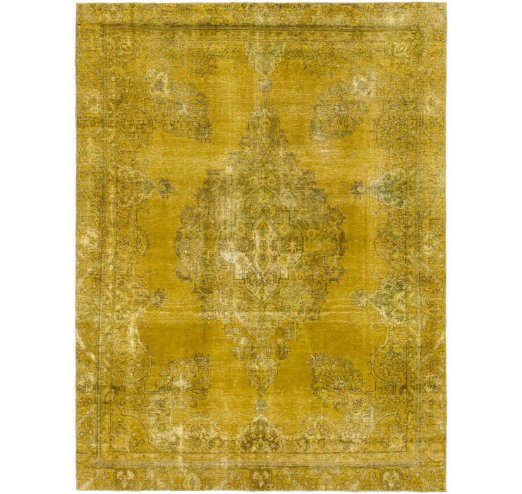 8' 8 x 11' 8 Ultra Vintage Persian Rug