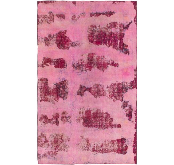 213cm x 353cm Ultra Vintage Persian Rug